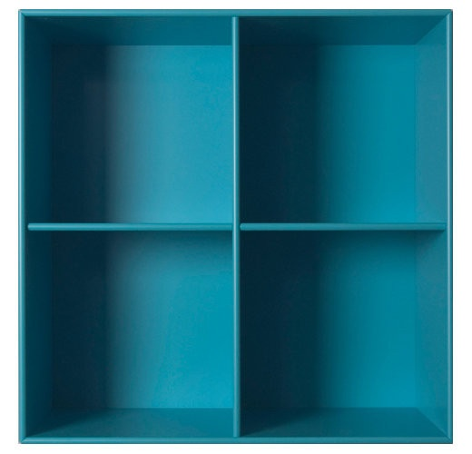 Peter J. Lassen: Montana Møbler Shelves -   These comes in some beautiful hues.