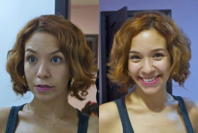 #cabeloscurtos #shorthair #pelocurto #ondulado  Cabelo curto ondulado
