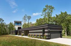 Vue D\'ensemble - Bower-House Par Kariouk Associates - Lac Erie, Canada