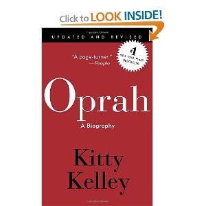 Oprah: A Biography: Worth Reading, Oprah Winfrey, Kitty Kelley, Books Worth, Books Lists, Televi History, Biographies Mass, Biggest Celebrity, Interesting Books