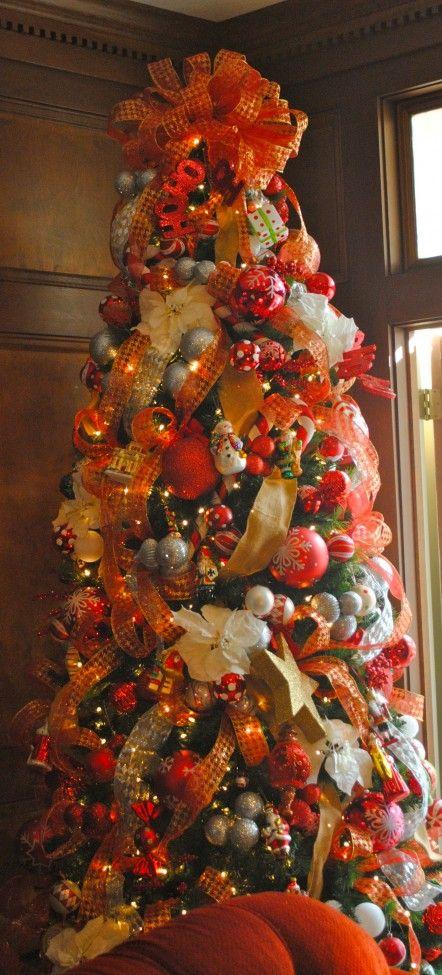 Christmas Tree - Family Room 2012