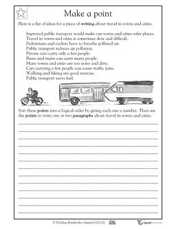 24 best writing worksheets for 3rd 4th and 5th grades images on pinterest writing skills. Black Bedroom Furniture Sets. Home Design Ideas