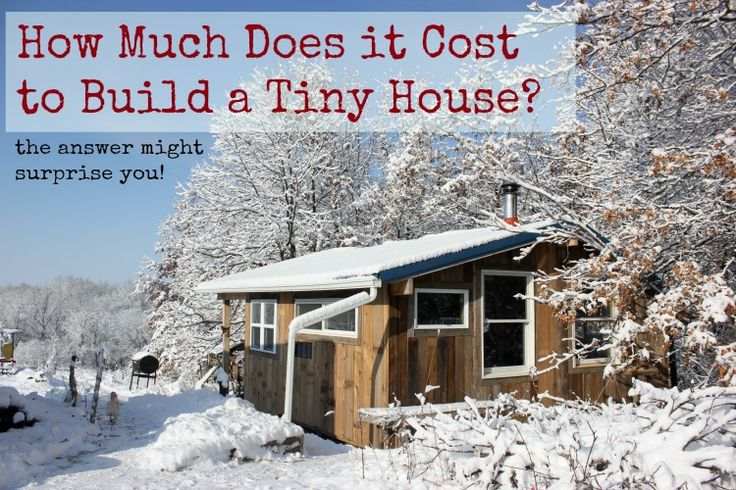 312 best images about tiny and small homes on pinterest for How much does a 4 bedroom house cost to build