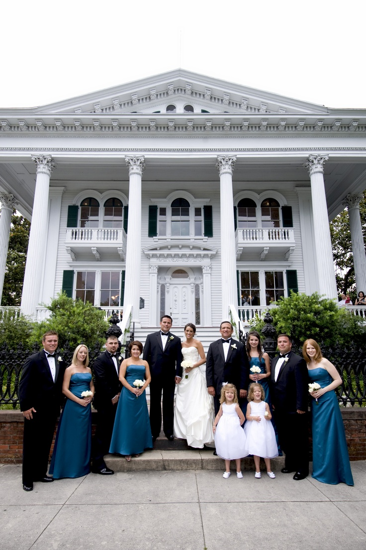 The Bellamy Mansion Provides A Beautiful Location For Your Wedding Ceremony And Reception North Carolina WeddingsWilmington