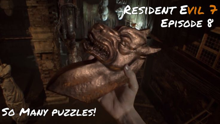 Resident Evil 7 | BOSS TIME! | Episode 8