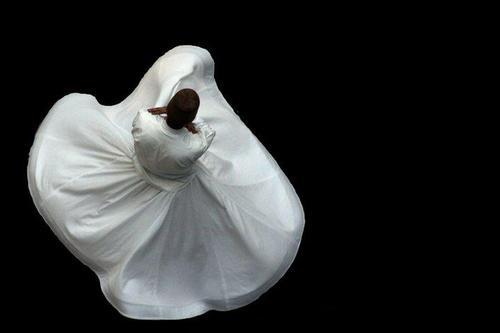swirling Sufi