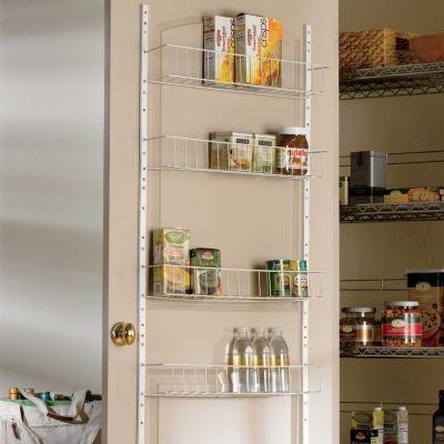 best 20 pantry door rack ideas on pinterest kitchen spice racks spice racks and pantry storage. Black Bedroom Furniture Sets. Home Design Ideas