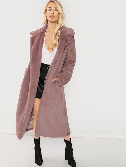 8e01b19298 #fall #fashion #trends #styles #shein #coat,womens winter coats  #coats,winter coats,coats and jackets,coats for women,winter jackets for  women,ladies coats ...