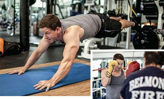 """Mark Wahlberg's 'Pain & Gain' Workout @ Bodybuilding.com  - look at the ratio of mobility and """"prehab"""" to actual strength workout,  this is what I need to get to."""