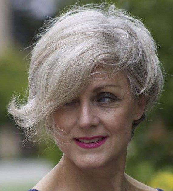 25 unique short gray hair ideas on pinterest short grey 90 classy and simple short hairstyles for women over 50 urmus Gallery
