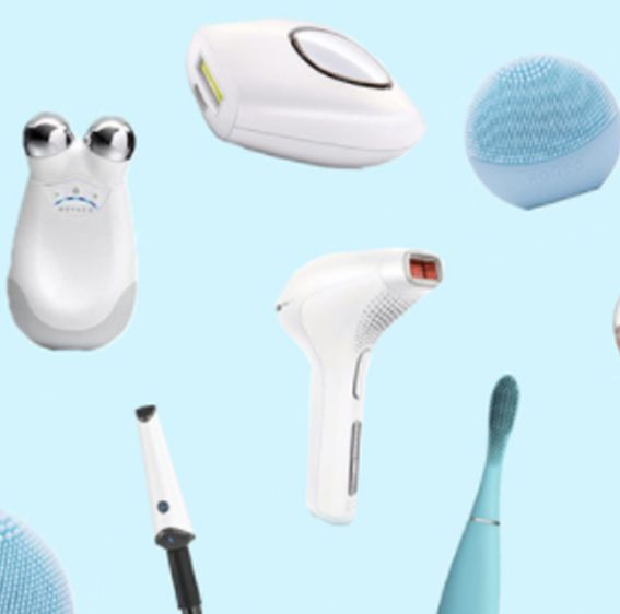 From laser hair combs to light therapy skin care tools, discover the latest high-tech beauty gadgets here.