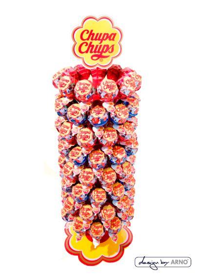 chupa chups display