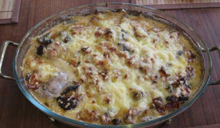 Fläskfilé baconbus. - Queen-Ingela - Recept - Pork tenderloin - recipe in Swedish; give me a holler if you need translation :0)