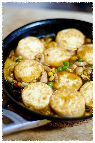 19 best malaysian food recipes 3 images on pinterest malaysian sizzling japanese egg tofu on a hot sizzling plate common dish in chinese malaysian restaurant forumfinder Gallery