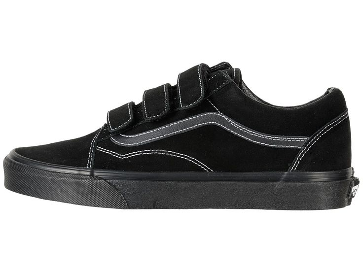 vans quadriculado. vans old skool v skate shoes (white stitch) suede/black quadriculado i