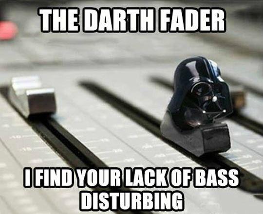 The Darth Fader   Mega Memes LOL!