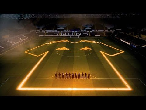See the 2015/16 kit launch video here - https://www.youtube.com/watch?v=ij8l7ZYbs1Y