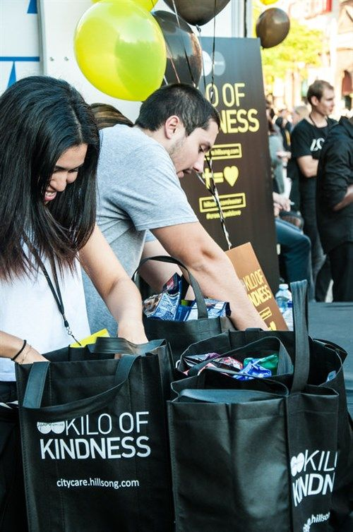 Hillsong CityCare Kilo of Kindness