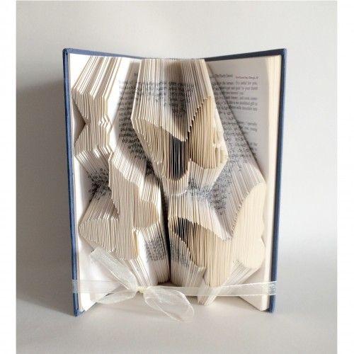 Butterflies - Book Folding Pattern