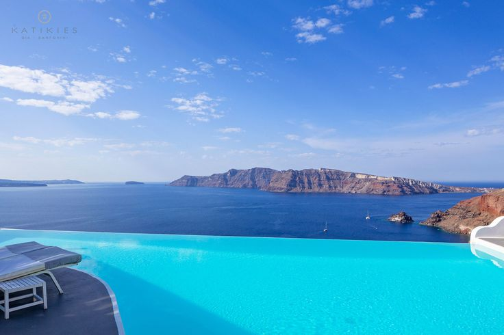 Katikies Hotel | Caldera view | Santorini Greece