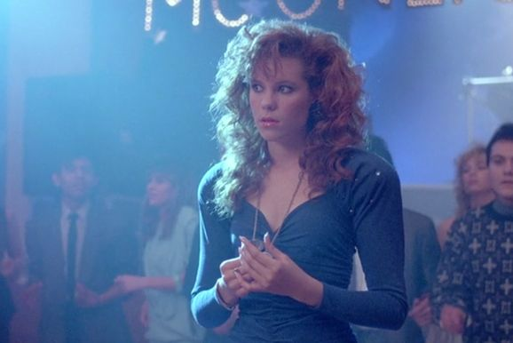 Top tips and ideas for dressing like 80s teen style icon, Louise Miller, in cult film Teen Witch - https://turnloosetheswans.wordpress.com/2015/09/27/dress-like-louise-miller-in-teen-witch/