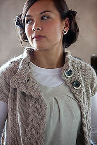 Reverse stockinette and lovely cables: Libraries, Knits Crochet, Cardigans Patterns, Revere Cable, Free Patterns, Knits Revere, Crochet Knits, Knits Projects, Cable Knits