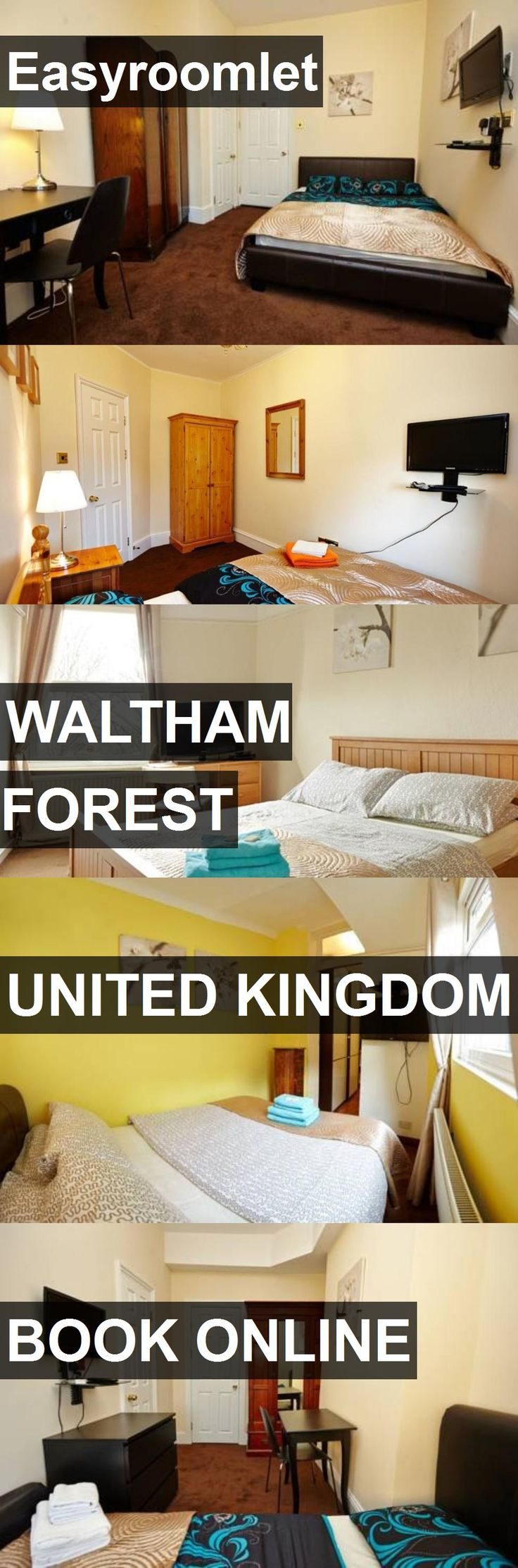 Hotel Easyroomlet in Waltham Forest, United Kingdom. For more information, photos, reviews and best prices please follow the link. #UnitedKingdom #WalthamForest #Easyroomlet #hotel #travel #vacation