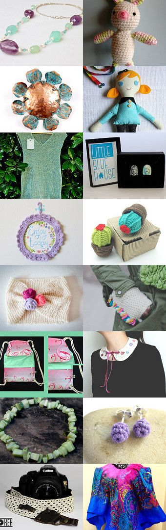 From Chile with love <3 by Patricia Stockebrand on Etsy