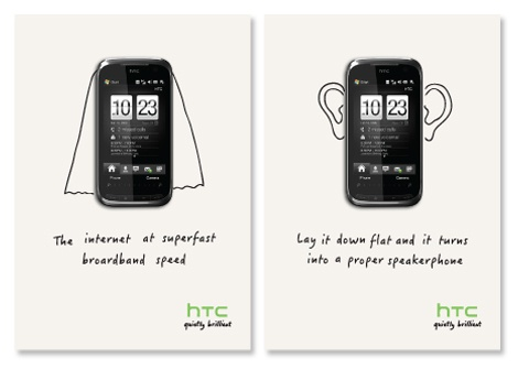 HTC: Htc Branding, Electric Devices