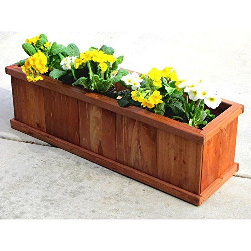 Special Offers - Blue Marble Designs Planter 12  H X 40  Cedar - In stock & Free Shipping. You can save more money! Check It (March 30 2016 at 01:51AM) >> http://herbgardenplanters.net/blue-marble-designs-planter-12-h-x-40-cedar/
