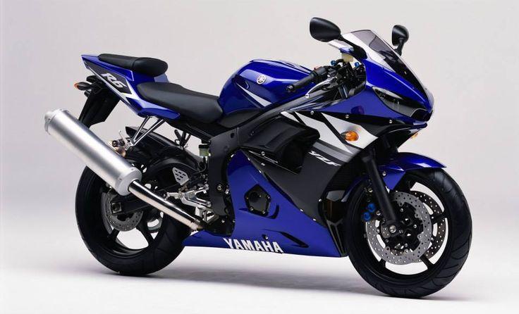 YAMAHA YZF-R6 - 2003 Yamaha Blue