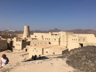 Mariagrazia al rientro da un tour in #Oman: viaggio bellissimo...