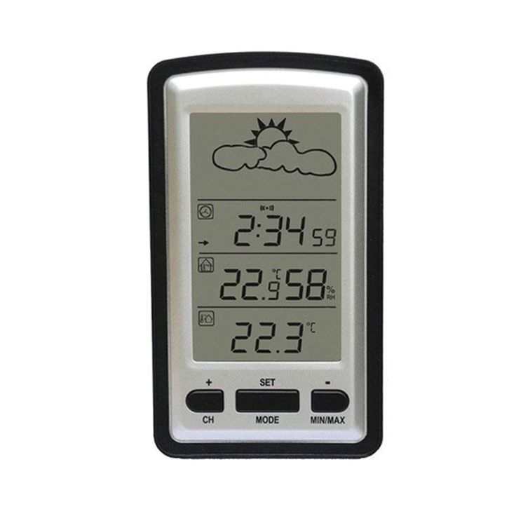 Buy Tesa Wireless Temperature Station - WS1281 Online at amazing offer from Betta Electrical