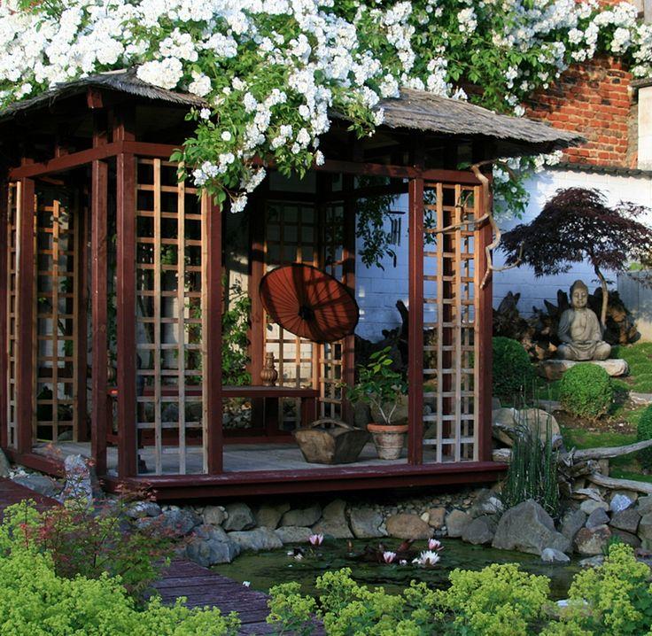 Teehaus - Bilder und Fotos