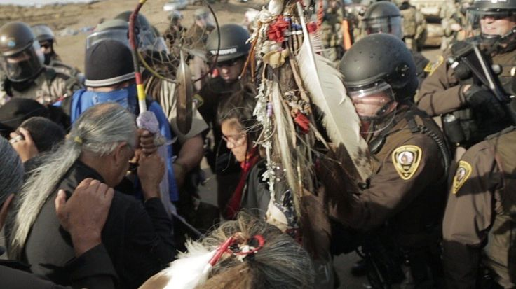 Petition · António Manuel de Oliveira Guterres: Native American human rights heavily violated in Standing Rock USA sign to say: ENOUGH! · Change.org