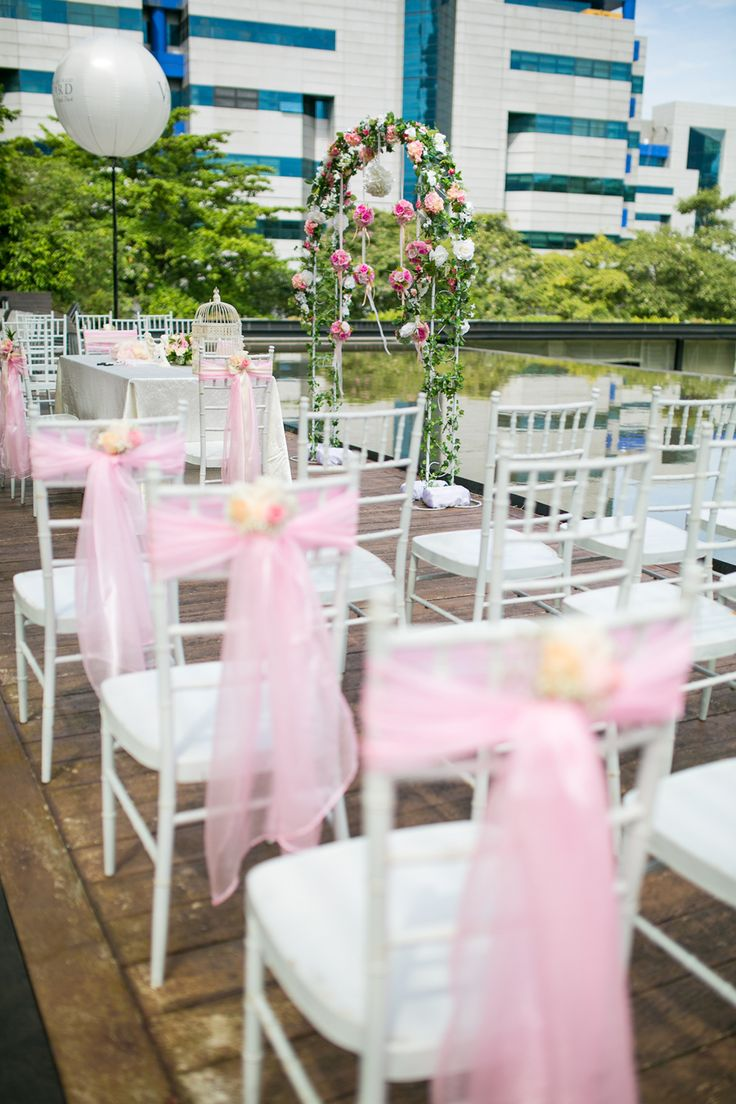 12 best solemnization venue images on pinterest backyard eric and stellas diy garden wedding at hortpark junglespirit Gallery
