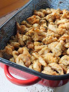 Ízőrző: Sütőben sült csirkecsíkok