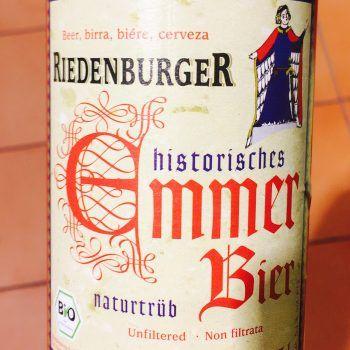 Riedenburger - historisches Emmer Bier