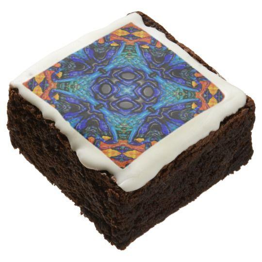 3D Art-004 Brownie (One Dozen)