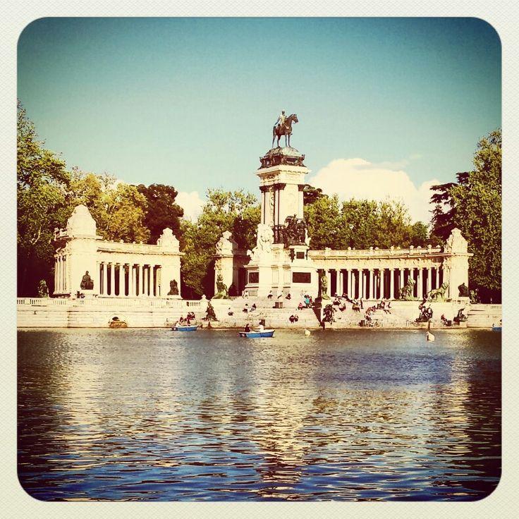 Madrid ♧ Parque del Retiro