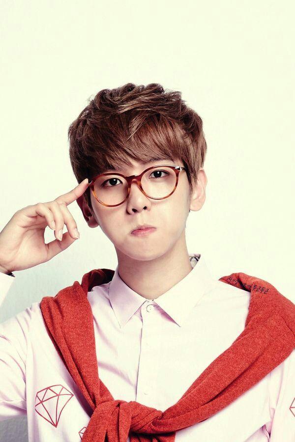 Baekhyun Photoshoot