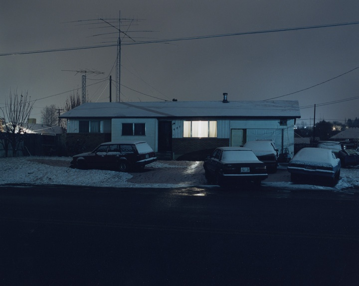Todd Hido  Fragmented Narratives
