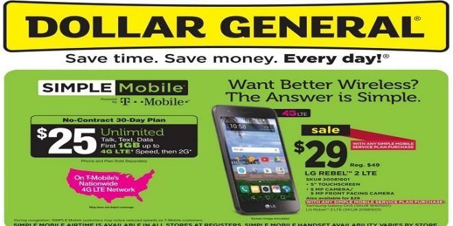 dollar general ad for next week 4/18 to 4/21 2018 | dollar general