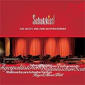 SCHATZKISTL  Das Musik-Kabarett im Hotel  Steigenberger Mannheimer Hof  Augustaanlage 4-8  68165 Mannheim