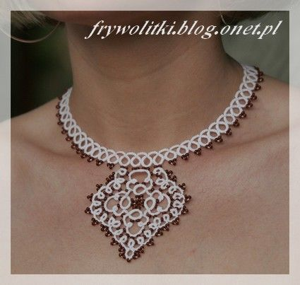 Tatting | So lace jewelry and more ...