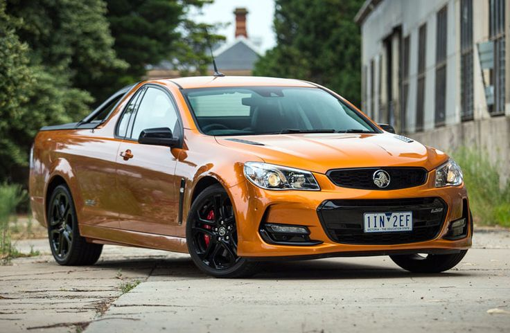 2018 Chevy El Camino SS will be based on the Holden Ute?