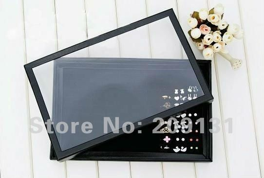 100 slot Jewelry Ring Set box Ring Display Stand ring container ring case rings display storage Gifts Display gift boxes packing-in Cases & Displays from Jewelry on Aliexpress.com | Alibaba Group