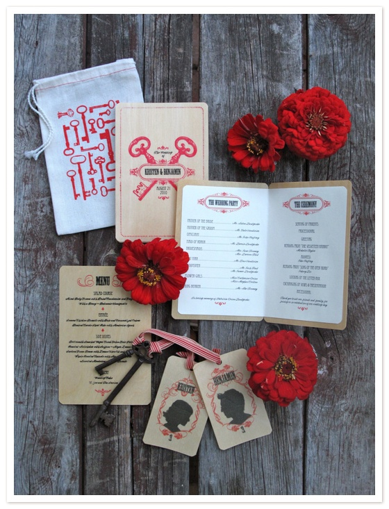 22 best Key Wedding Invitation images on Pinterest Vintage keys