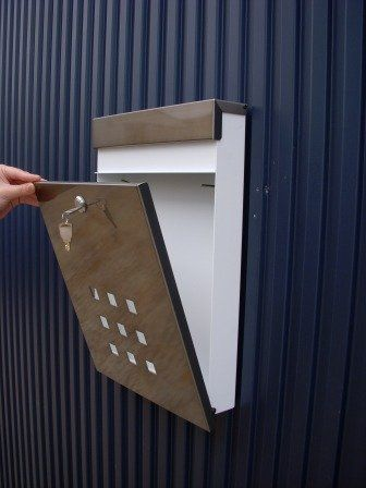 Best 25 Apartment Mailboxes Ideas On Pinterest
