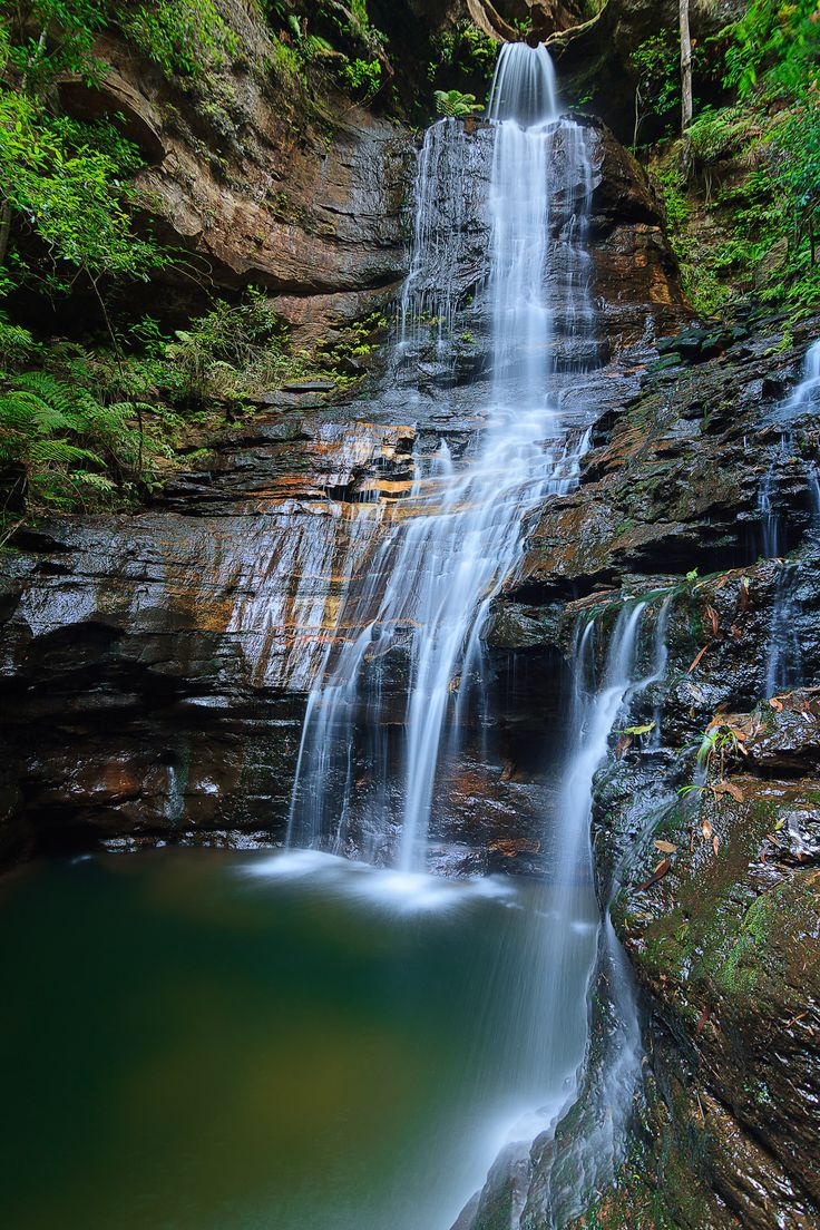Empress Waterfall  Available as fine art print